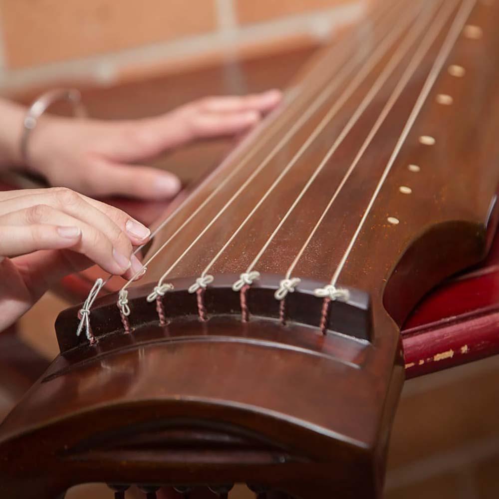 中國樂器琴箏類及配件